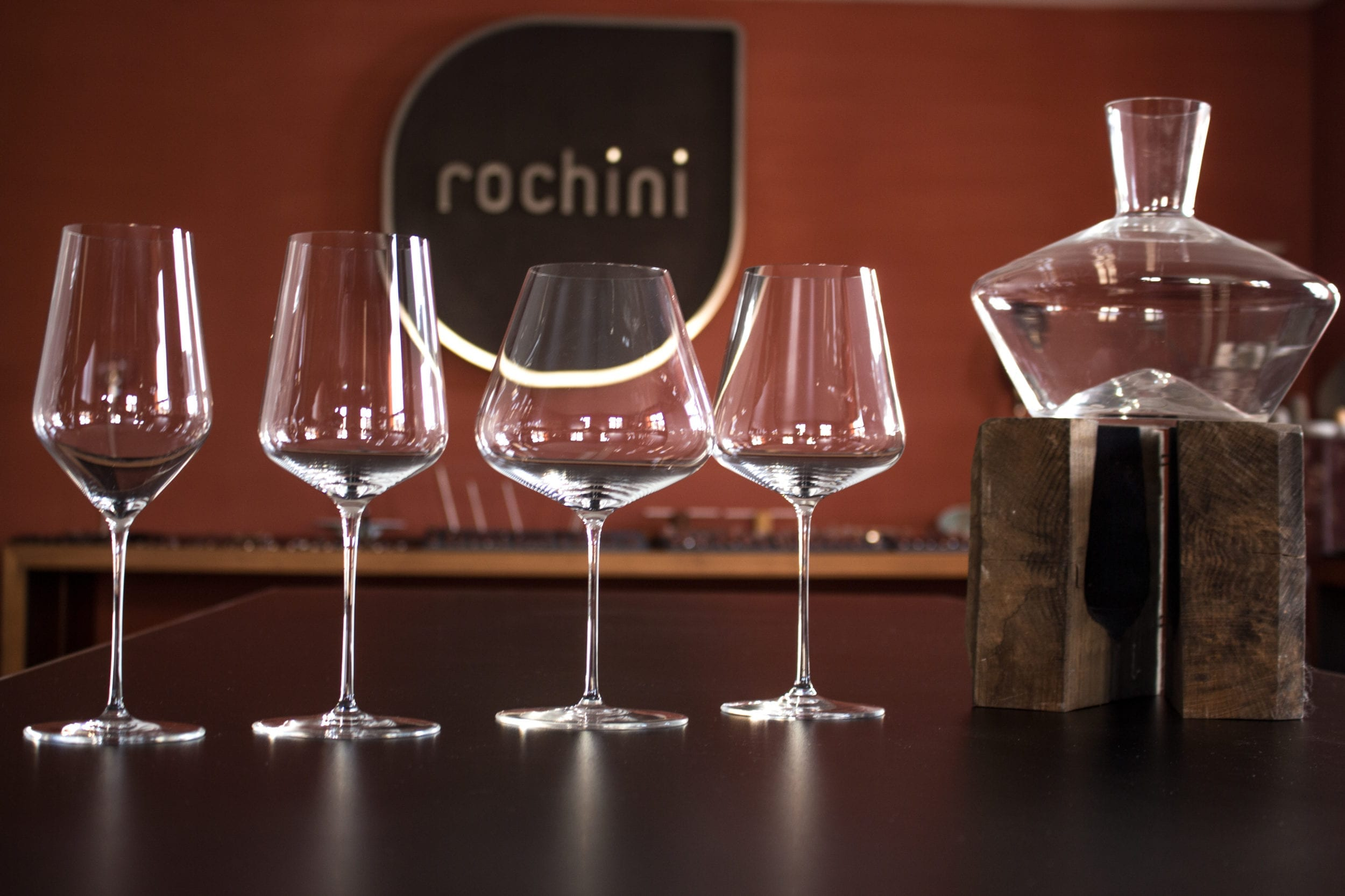 faszination glas rochini I started in 2009 as a 100% cross company in this sector, without any customer...