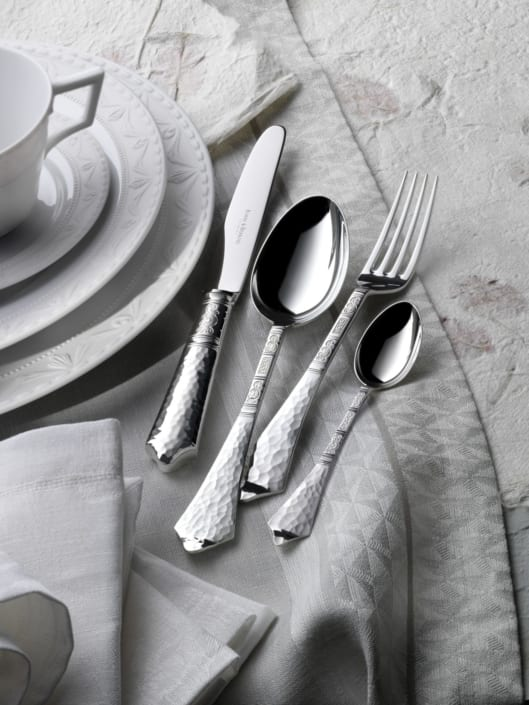 rochini robbeberking 20 529x705 Fascination Stainless Steel & Silver