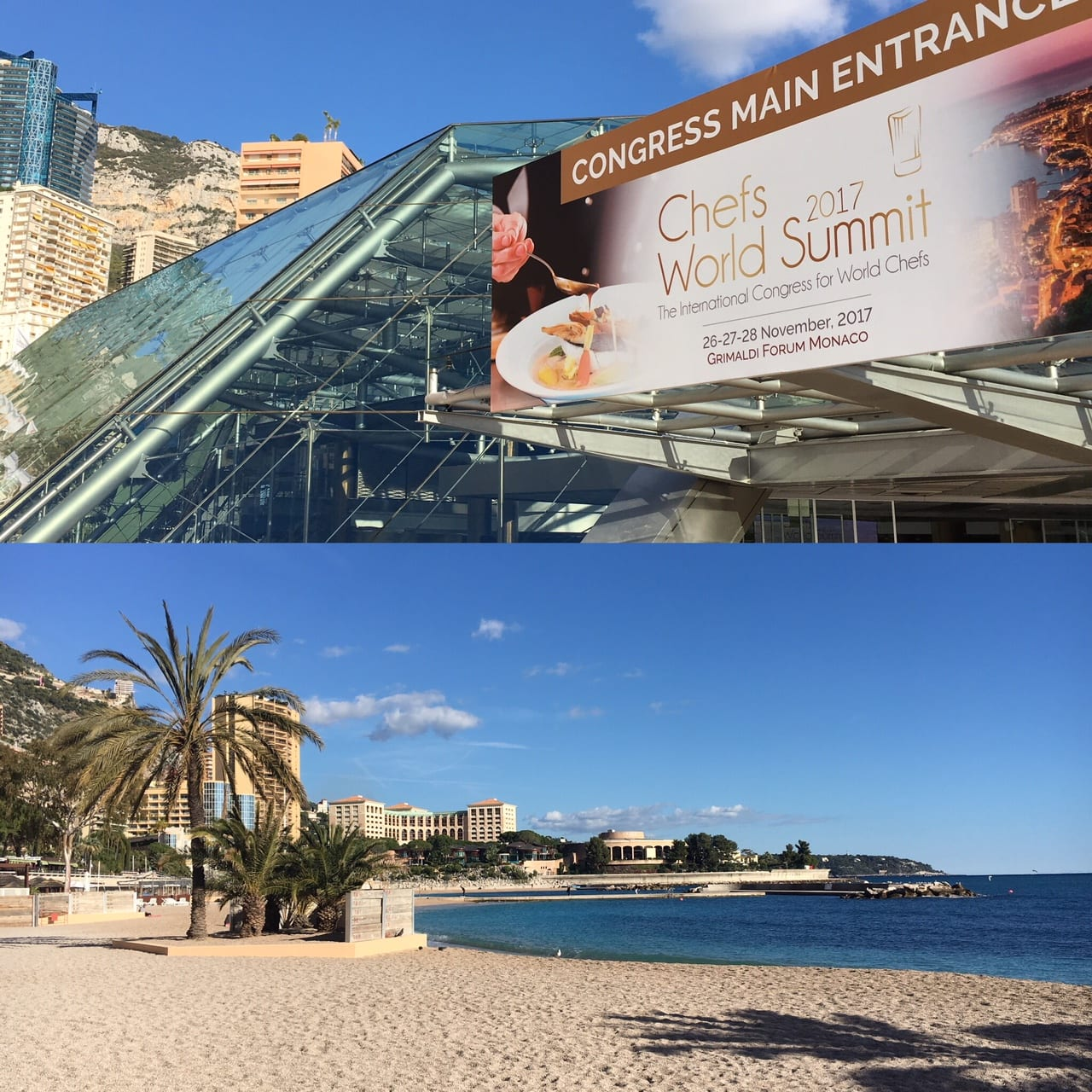 54E8C90A E5FB 4E17 9BDD 19C467B55BE7 Rochini meets Chefs World Summit 2017 in Monaco