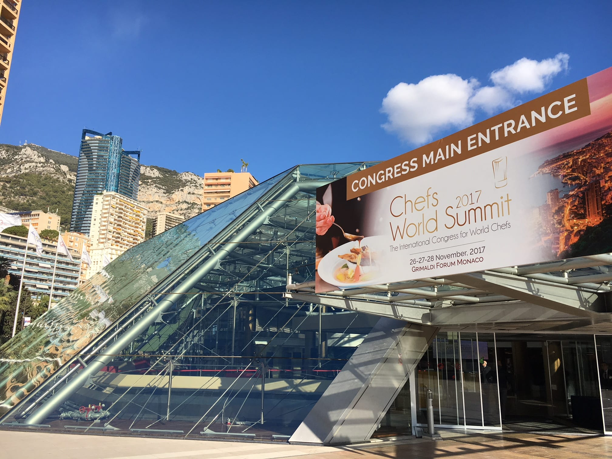 IMG 6874 Rochini meets Chefs World Summit 2017 in Monaco