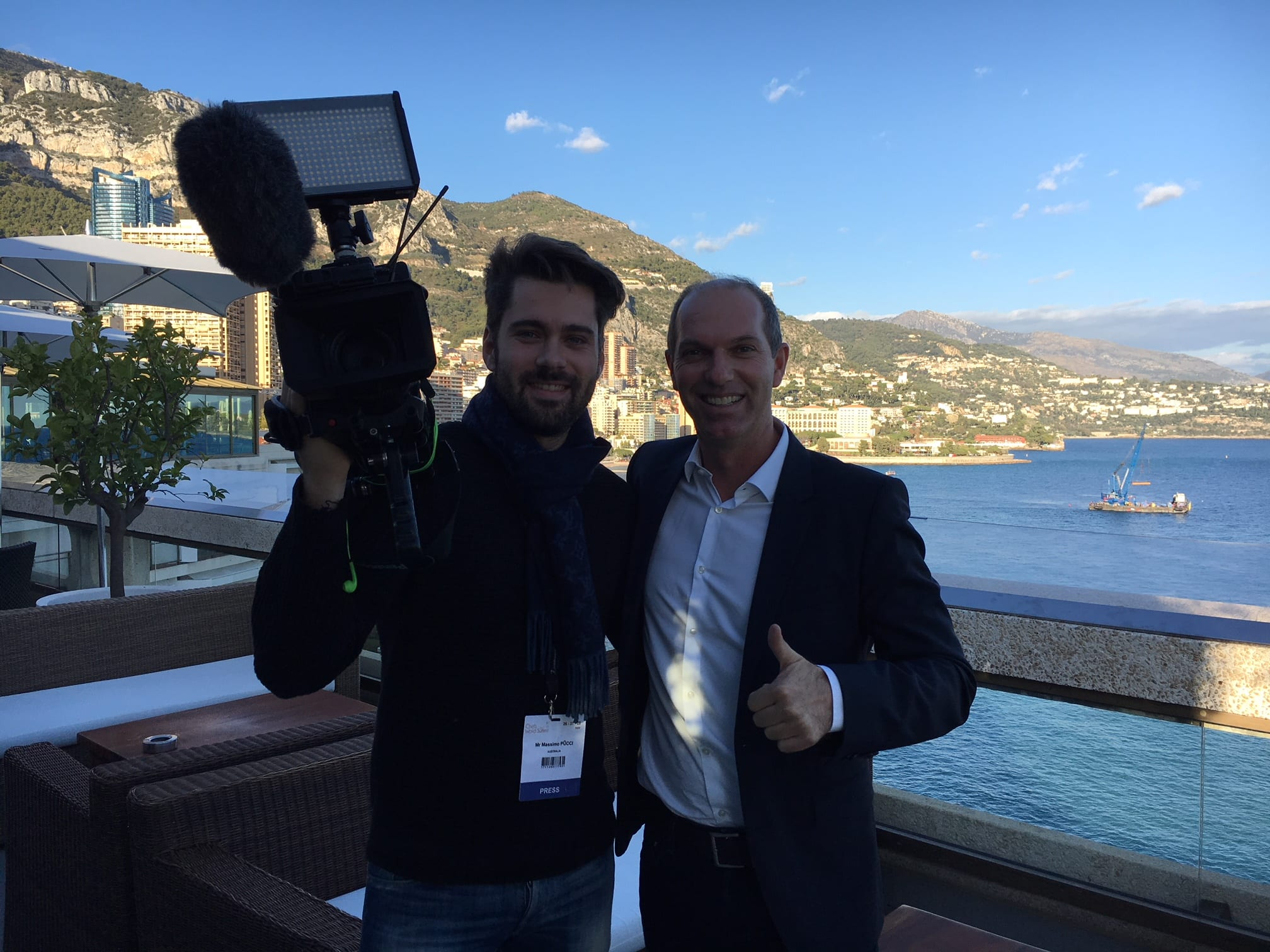 IMG 6882 Rochini meets Chefs World Summit 2017 in Monaco