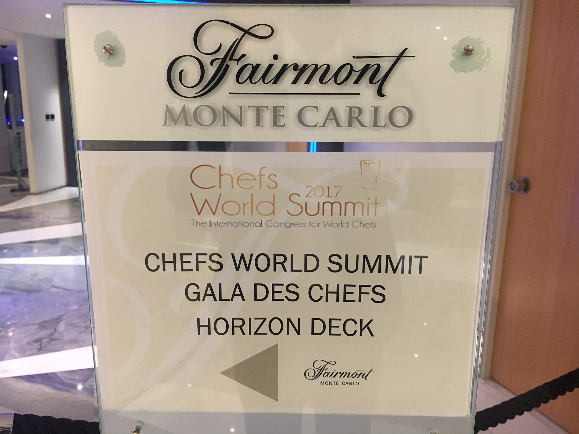 IMG 6891 Rochini meets Chefs World Summit 2017 in Monaco