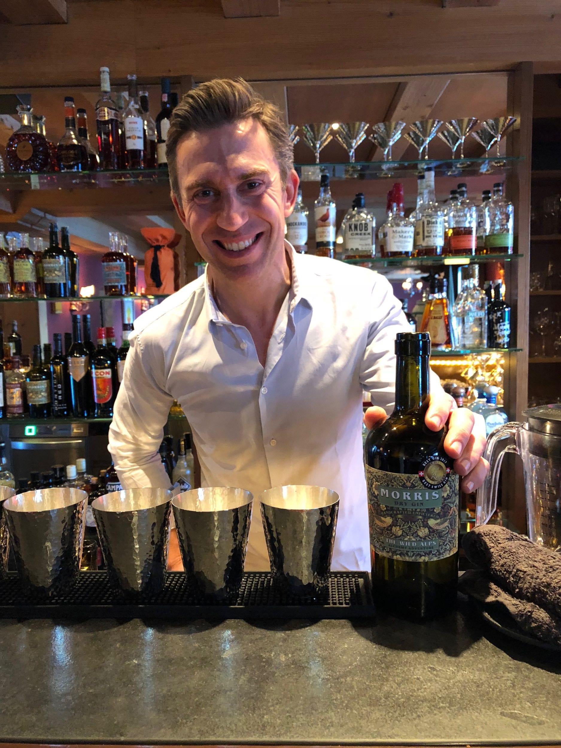 IMG 3131 American Bar des Jahres zu Gast im KRISTIANIA in Lech