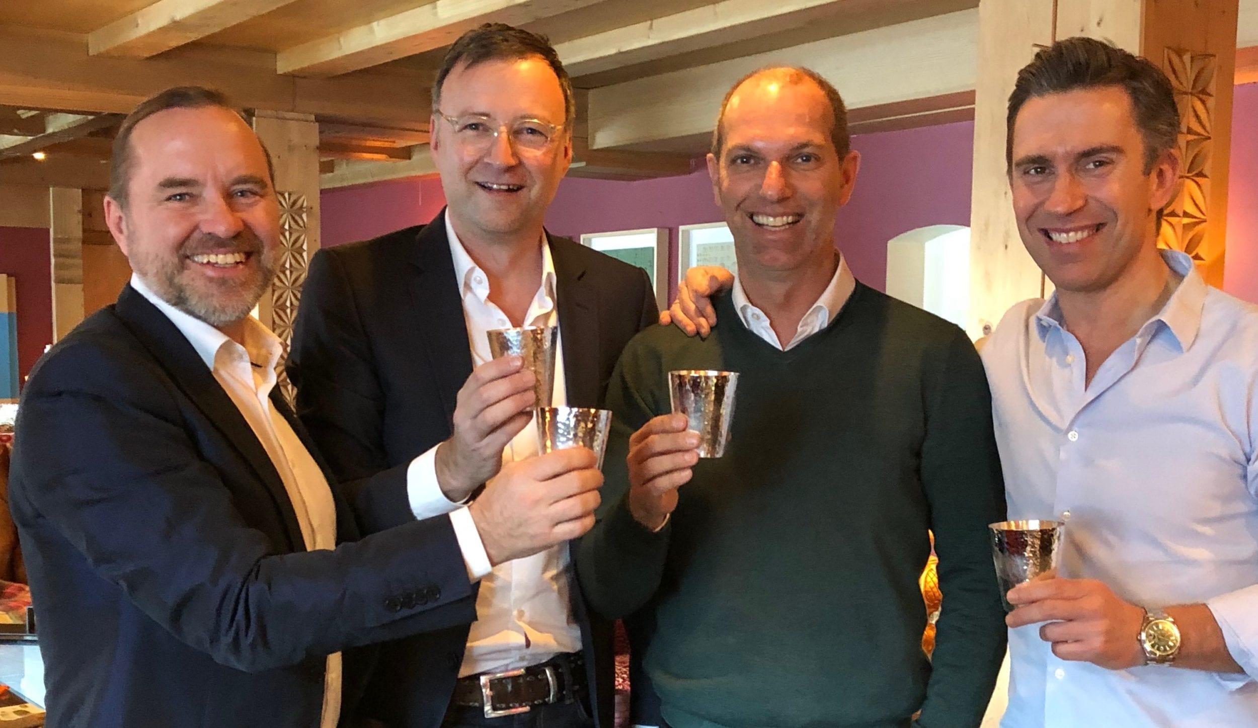 IMG 3144 American Bar des Jahres zu Gast im KRISTIANIA in Lech