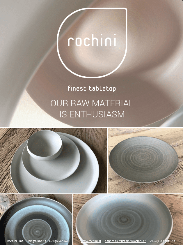 Four22 FOUR Lifestyle meets Rochini
