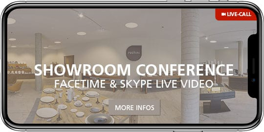 rochini showroom conference 1 Contact