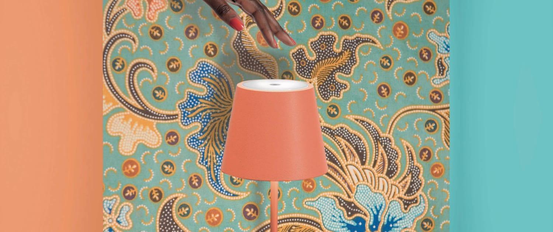 AiLati Poldina table ORANGE 1500x630 Lampe a´porter