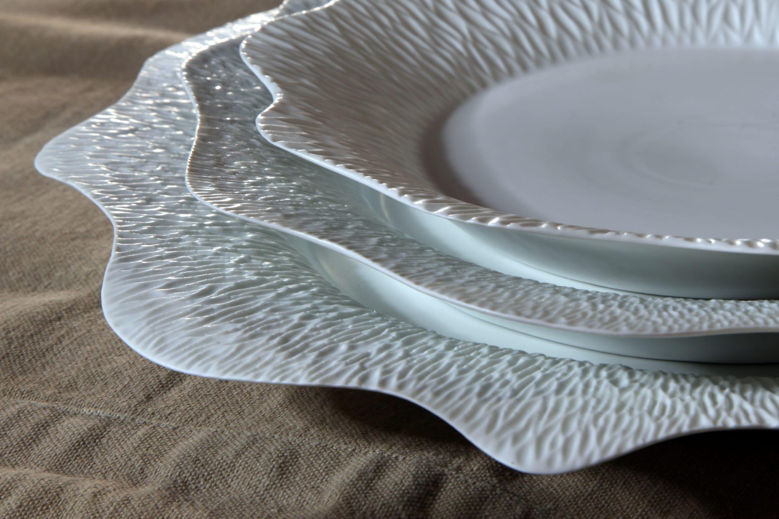 pergay details assiettes La Passion Porcelaine