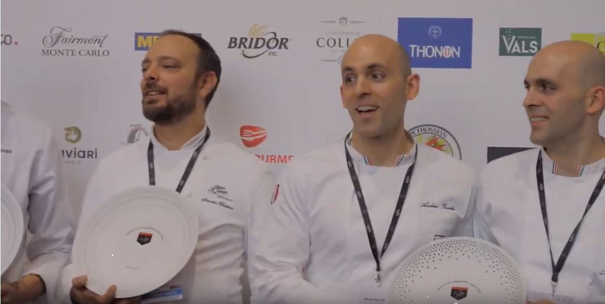 5 The WGS Best Video World Challenge in Monte Carlo