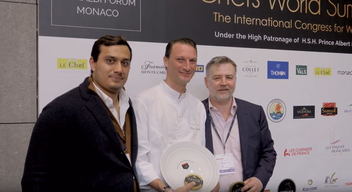 8 The WGS Best Video World Challenge in Monte Carlo
