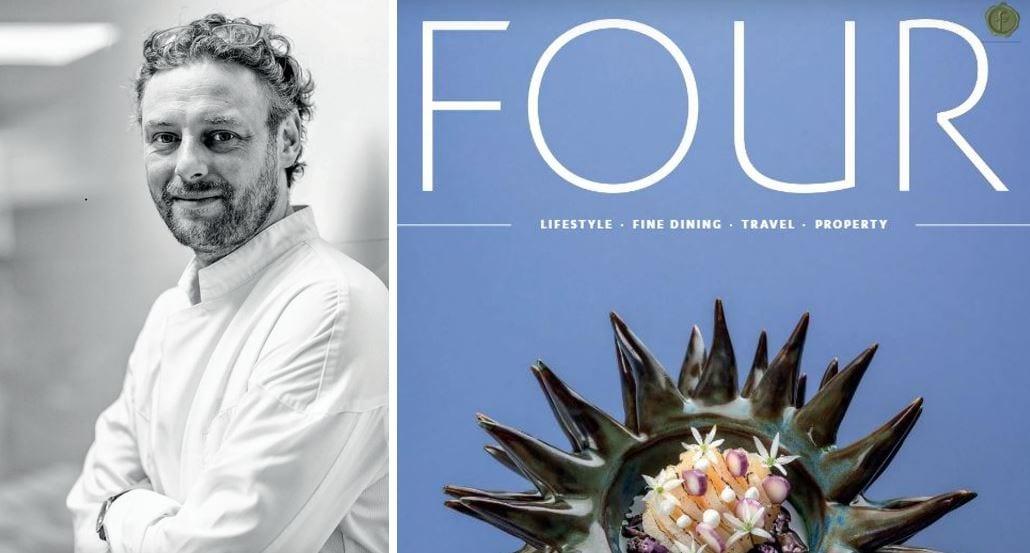 four6 FOUR MAGAZIN meets ROCHINI