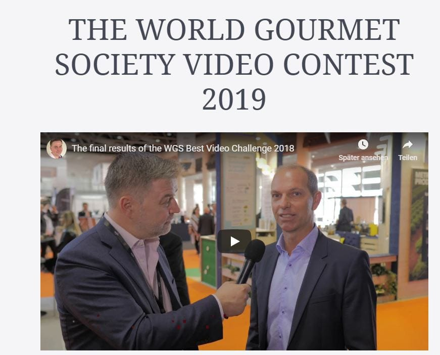 wgs3 THE WORLD GOURMET SOCIETY BEST PLATE CHALLENGE 2019