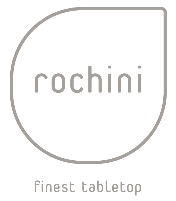 rochini logo THE LANGUAGE OF PORCELAIN
