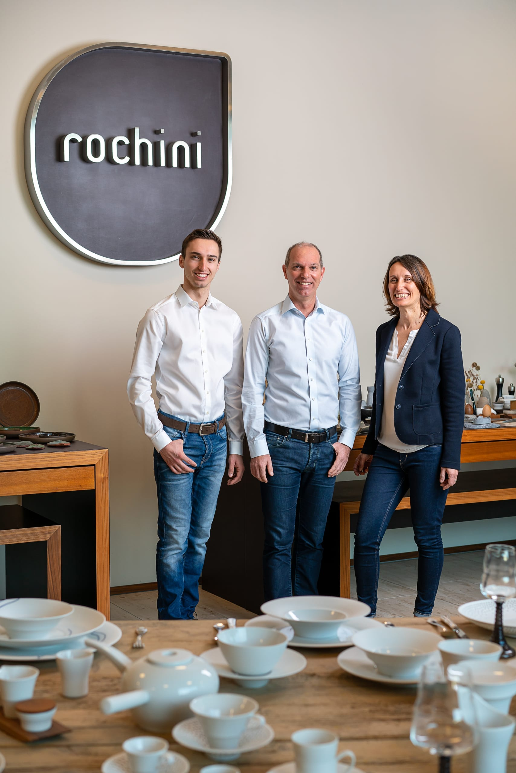 Rochini Fam 002 scaled The Rochini family   we do everything for finest tabletop