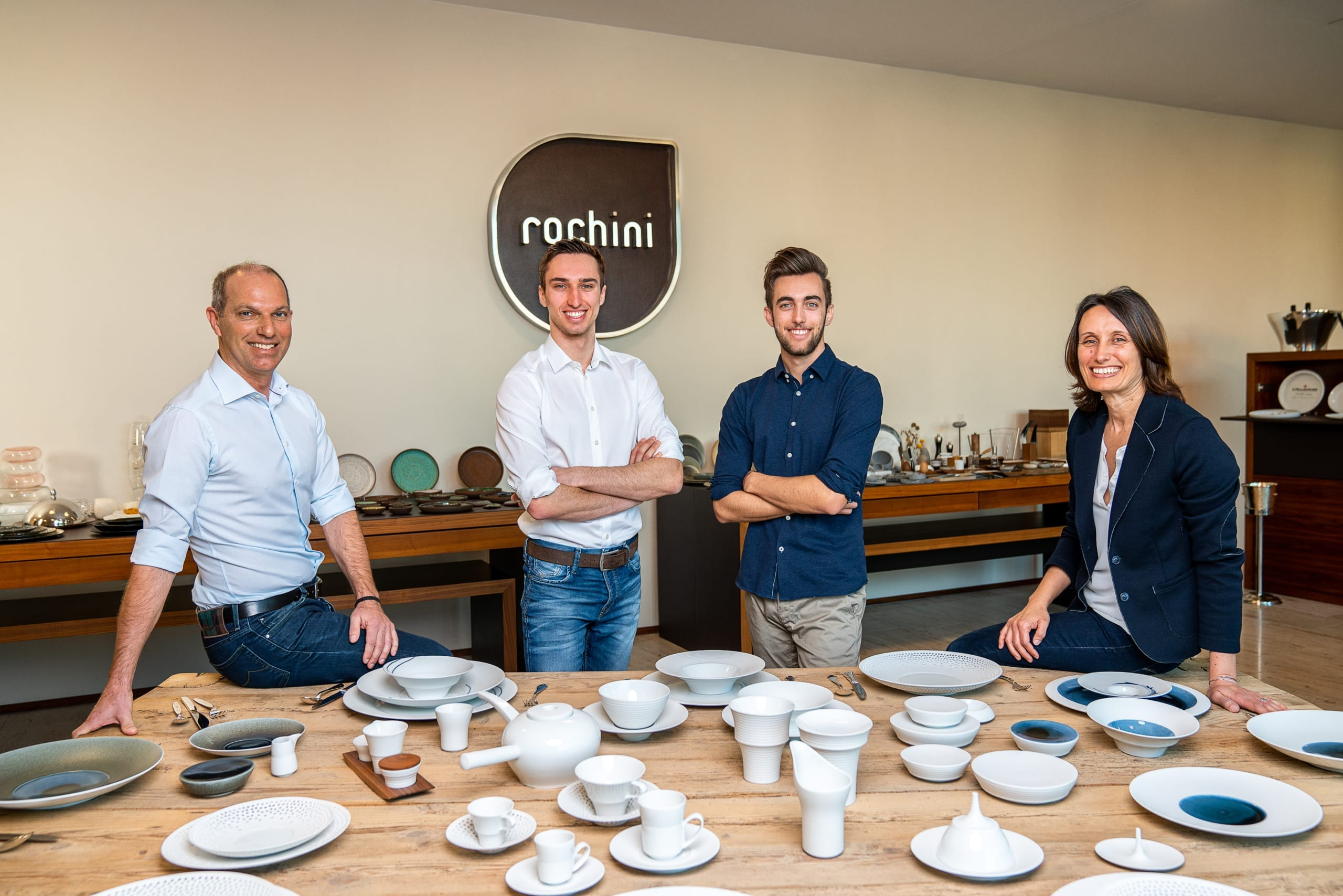 Rochini Fam 005 scaled The Rochini family   we do everything for finest tabletop