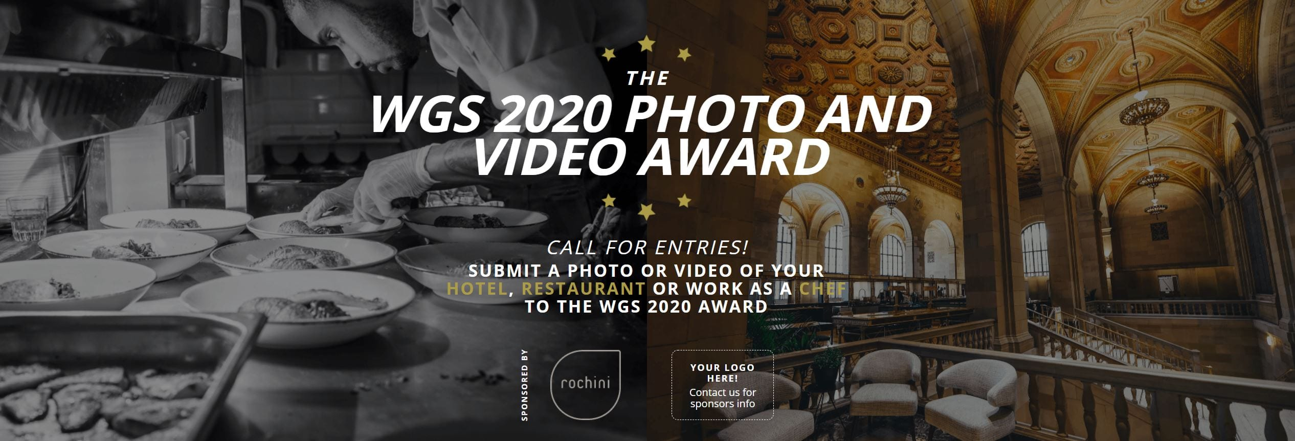 WGS THE WORLD GOURMET SOCIETY AWARD 2020