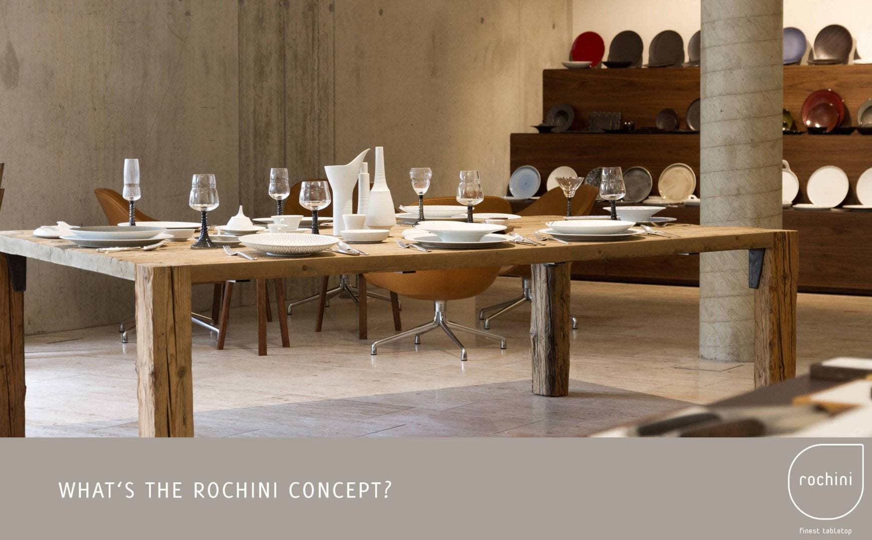 1 What´s the rochini concept?
