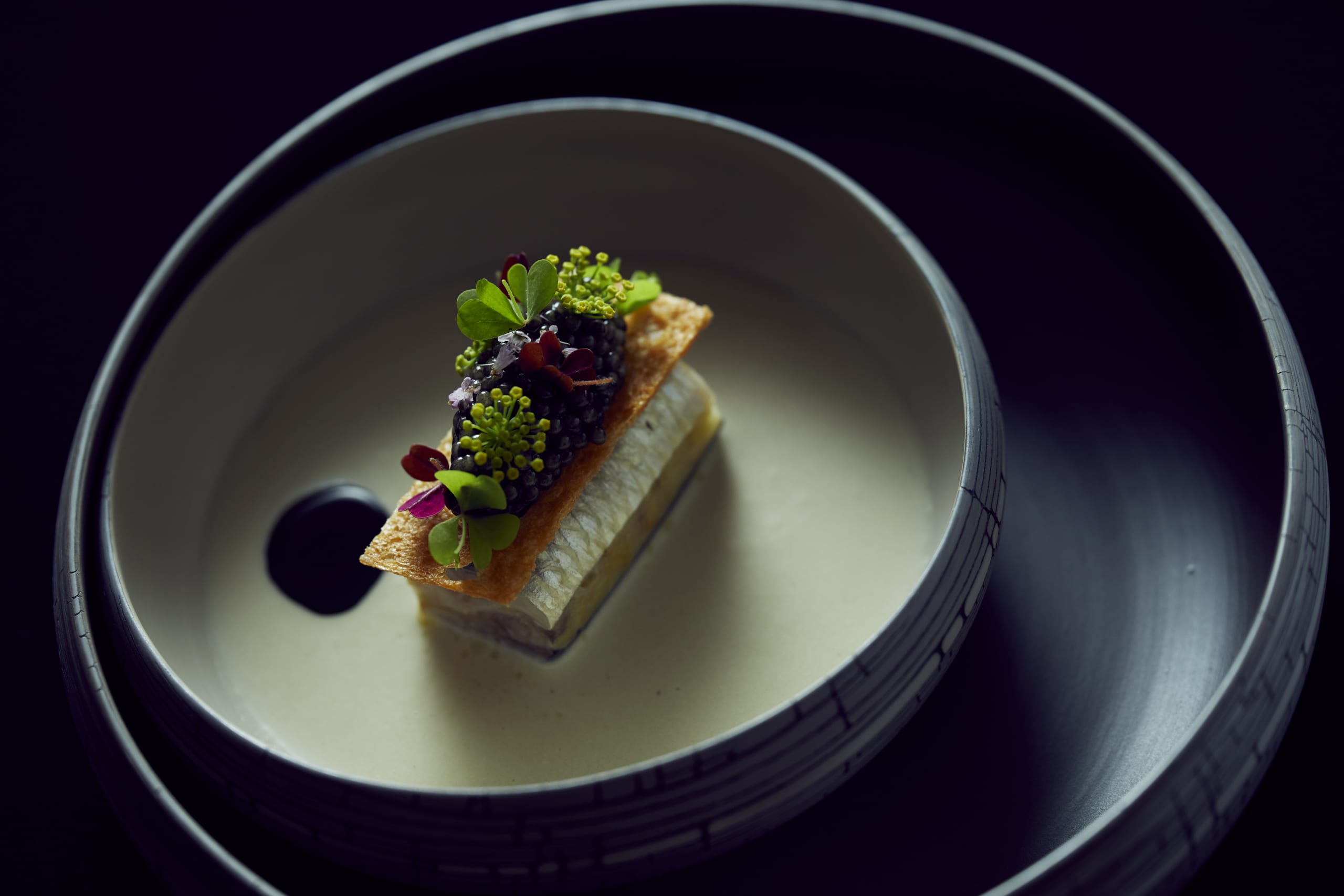 200716 HOMMAGE 0174s1 scaled 2 Star Michelin Chef Noboru Arai   Restaurant Hommage Tokyo meets Rochini